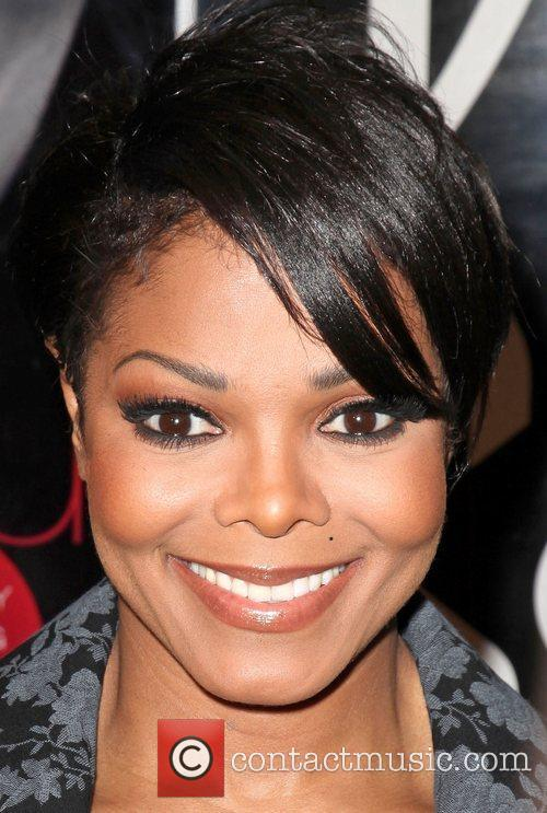 Janet Jackson attends the book signing for 'True...