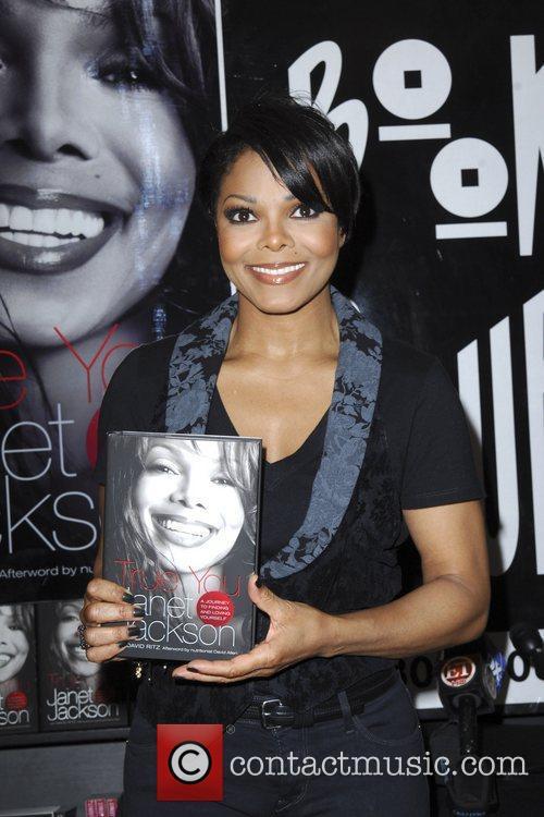 Janet Jackson, True You Release