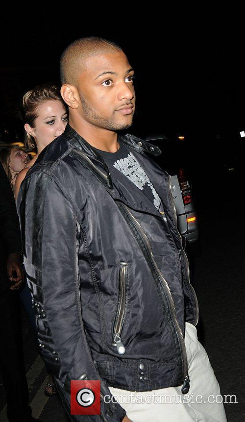 Jonathan 'JB' Gill Celebrities departing the Janet Jackson...