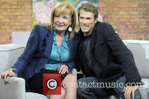 Marilyn Denis and Jason Lewis  Jason Lewis...