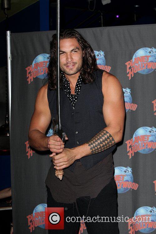 Jason Mamoa Aquaman