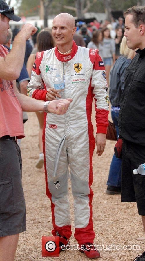 Racing Driver, Jason Richards 2