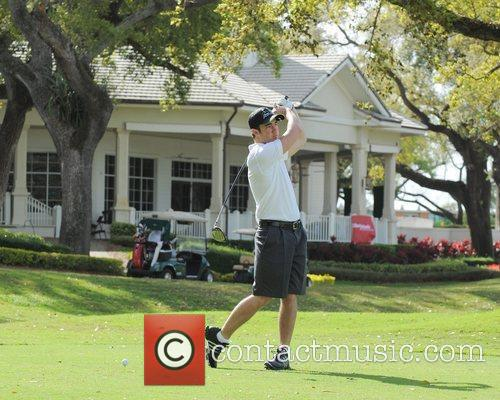 Kevin Jonas, Stock and Celebrity Golf Classic 9