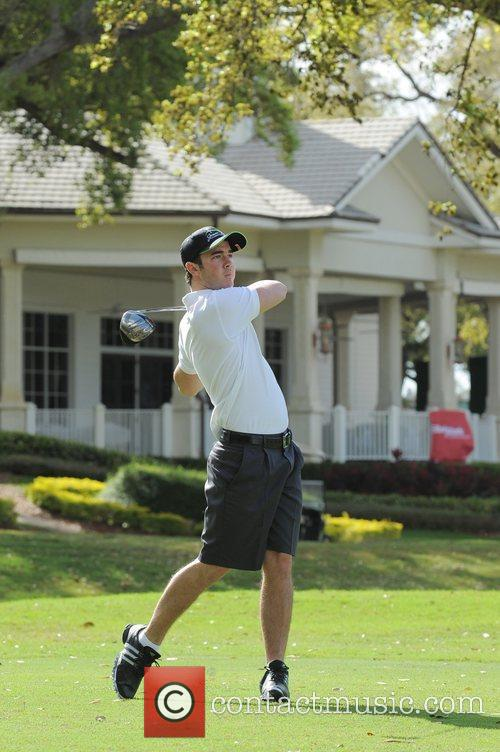 Kevin Jonas, Stock and Celebrity Golf Classic 5