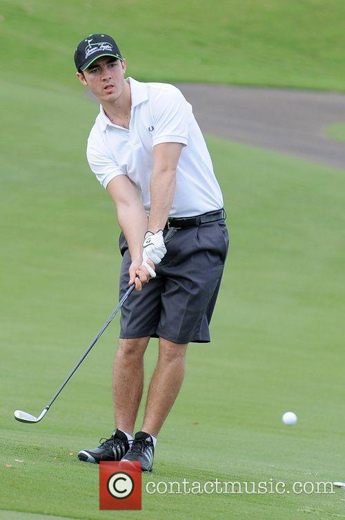 Kevin Jonas, Stock and Celebrity Golf Classic 17