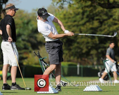 Kevin Jonas, Stock and Celebrity Golf Classic 1