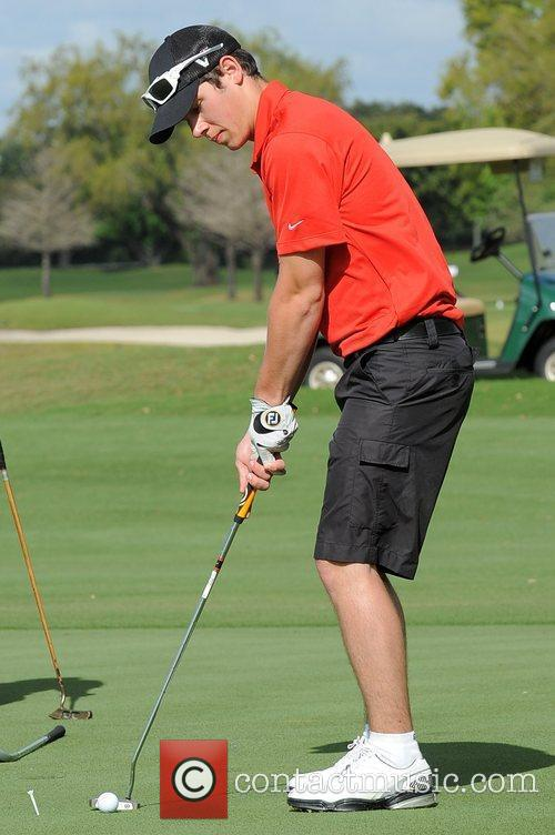 Nick Jonas, Stock and Celebrity Golf Classic 25