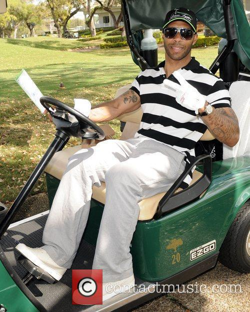 Omari Hardwick, Stock and Celebrity Golf Classic 4