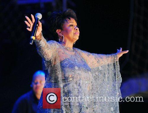 Gladys Knight performs at the 6th Annual Jazz...