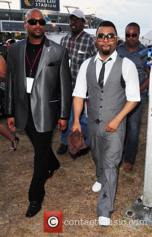 Musiq Soulchild at the 6th Annual Jazz In...