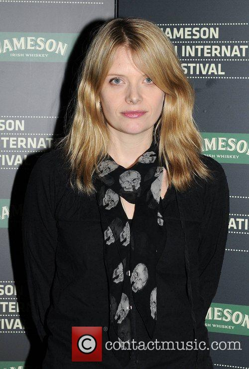 Andrea Lowe attends the Irish Premiere of 'Route'...