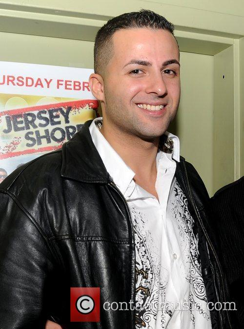 The ex-boyfriend of Jersey Shore's Nicole Polizzi aka...