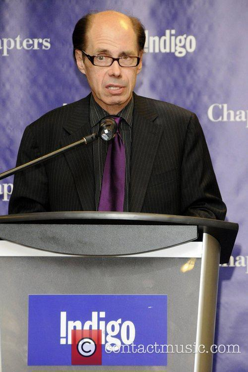 Author Jeffery Deaver  appearances at Indigo bookstore...