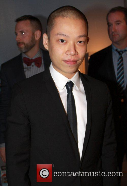 Jason Wu Jeffrey Fashion Cares 2011 held at...