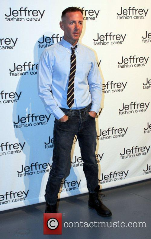 Jeffrey Kalinski Jeffrey Fashion Cares 2011 held at...