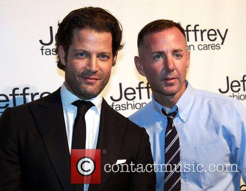 Nate Berkus and Jeffrey Kalinski Jeffrey Fashion Cares...