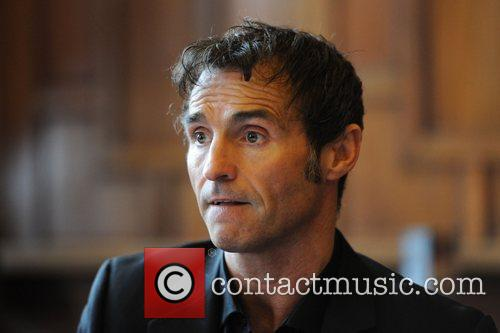 Marti Pellow  attends a photocall for the...