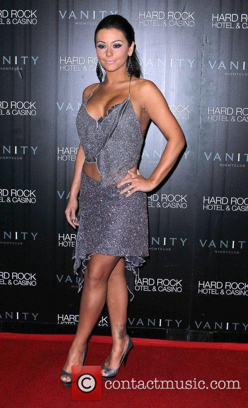 Jenni 'JWoww' Farley celebrates her birthday at Vanity...
