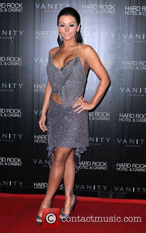 Celebrates her birthday at Vanity nightlclub inside The...