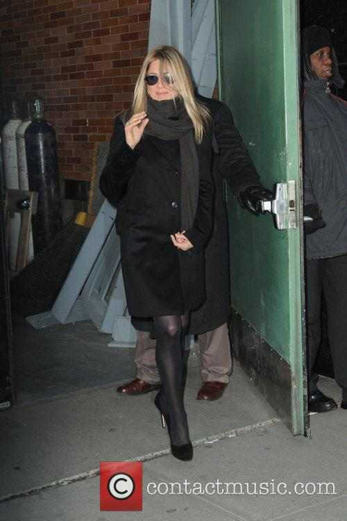 Jennifer Aniston and Midtown 2