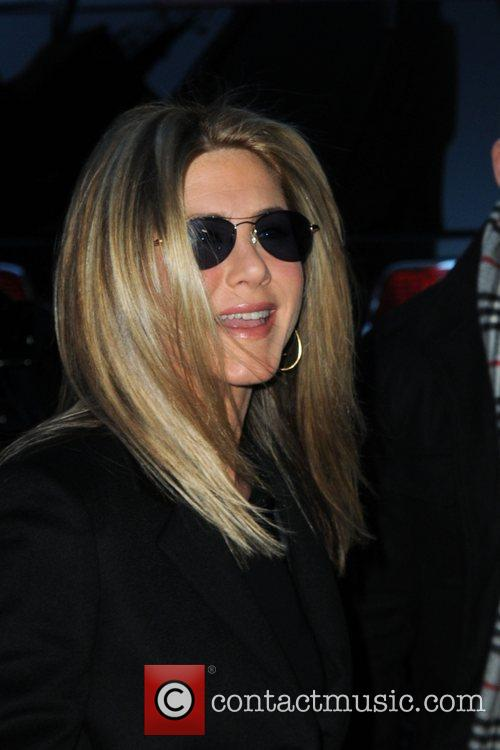 Jennifer Aniston and Midtown 5
