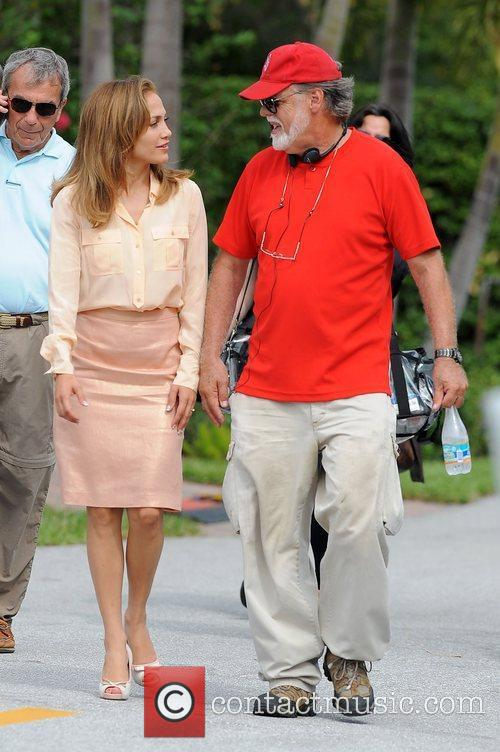 Jennifer Lopez and Taylor Hackford are sighted on...