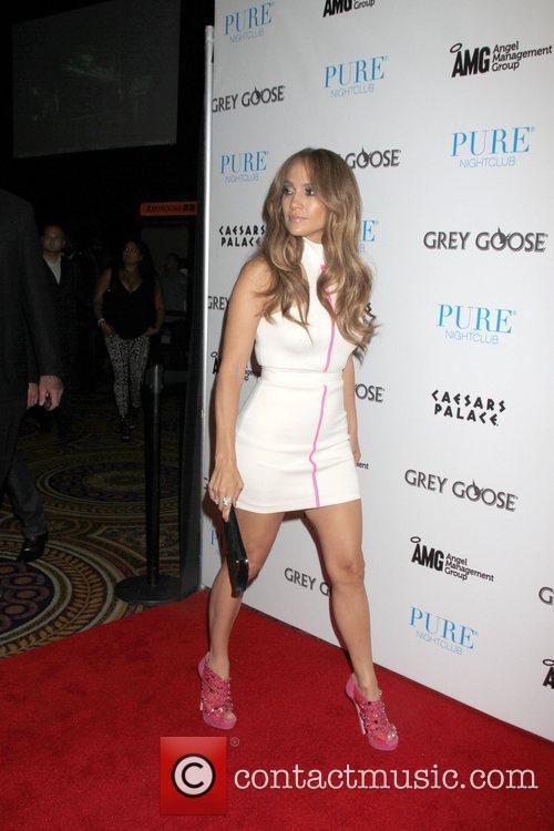 Jennifer Lopez  Jennifer Lopez makes a special...