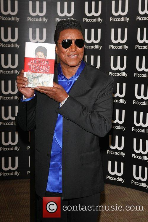 Jermaine Jackson book launch of 'You Are Not...