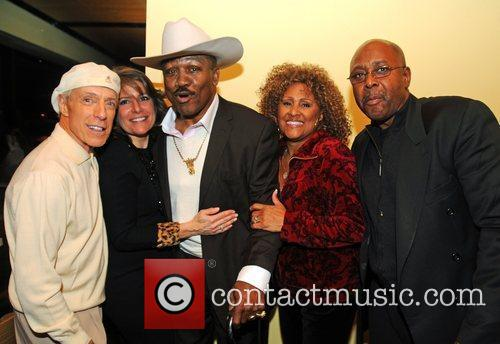 Jerry Blavat Concert of Love held at the...