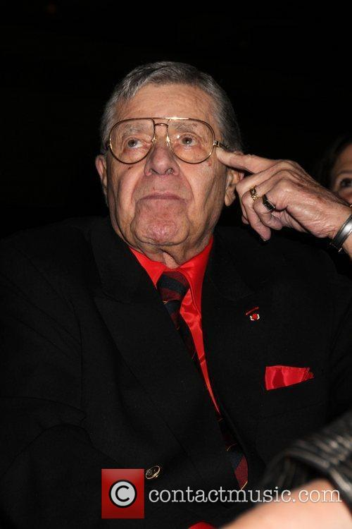 Jerry Lewis, Red Rock Hotel
