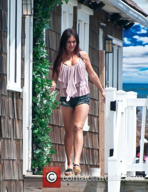 Jenni Farley  The Jersey Shore cast move...