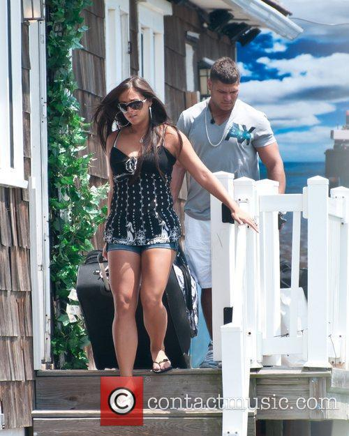 Sammi Giancola and Ronnie Ortiz-magro 6