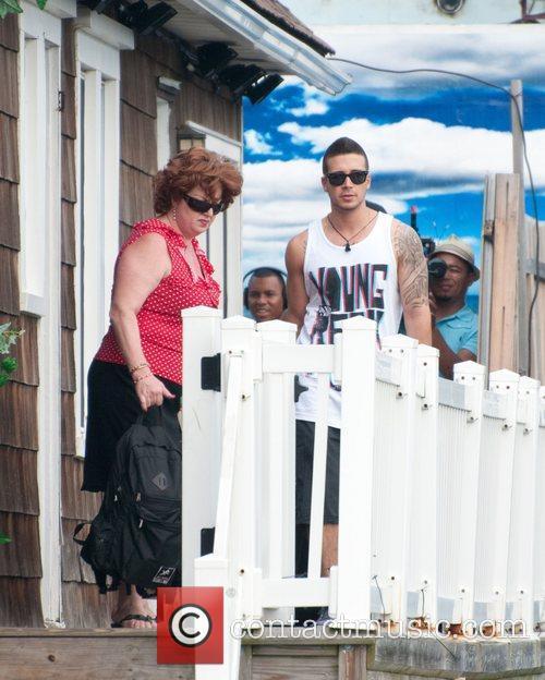 Vinny Guadagnino  The Jersey Shore cast move...