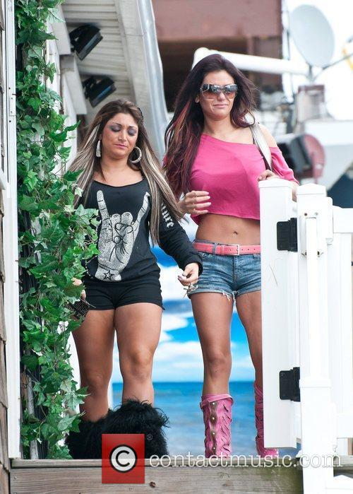 Jersey Shore Filming in New Jersey