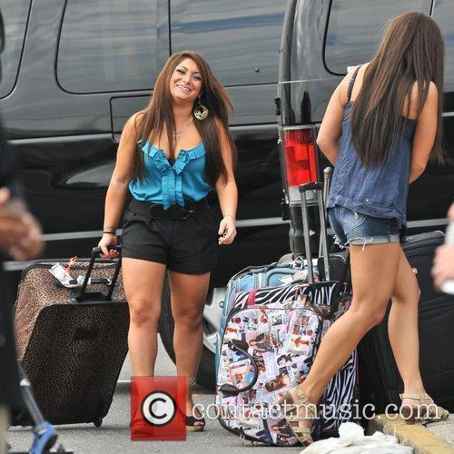 deena Cortese  The cast of MTV's Jersey...