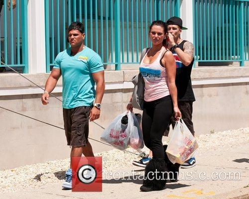 Ronnie Ortiz-Magro, Jenni Farley, Vinny Guadagnino On their...
