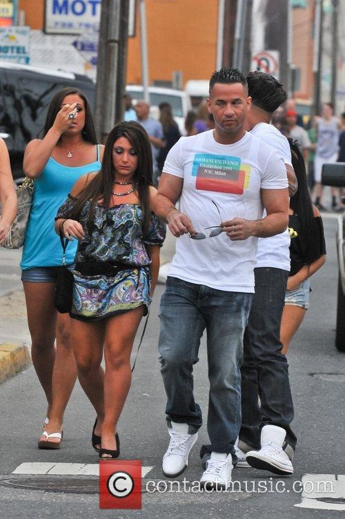 Mike Sorrentino aka 'The Situation'', Deena Cortese Cast...