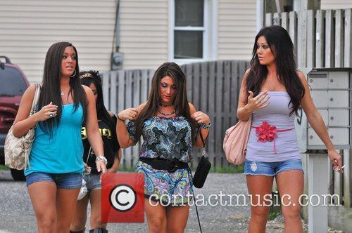 Sammi Giancola, Jenni Farley and Nicole Polizzi 7