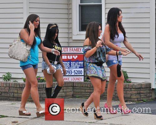 Sammi Giancola, Jenni Farley and Nicole Polizzi 11