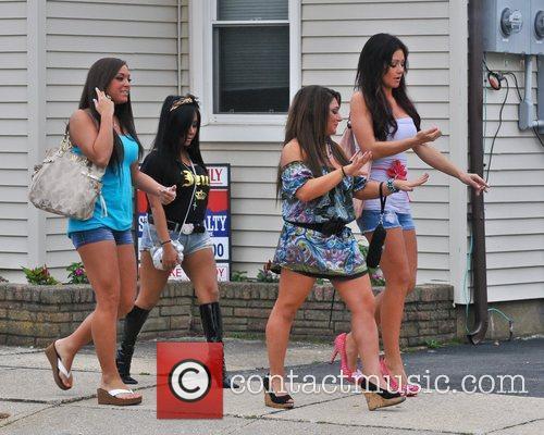 Sammi Giancola, Jenni Farley and Nicole Polizzi 4