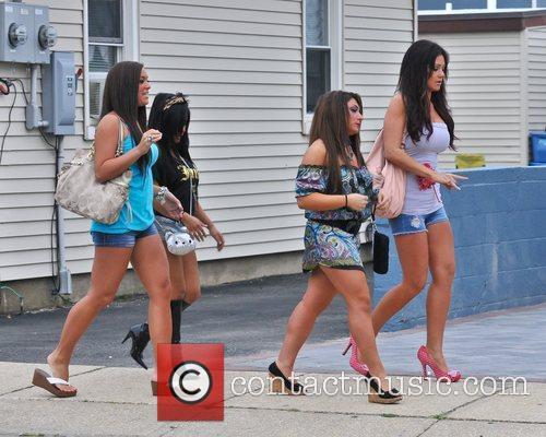 Sammi Giancola, Jenni Farley and Nicole Polizzi 5