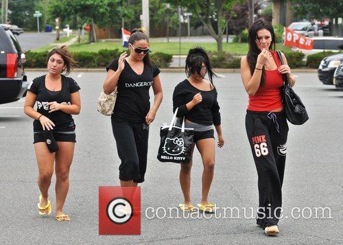 Jenni Farley, Nicole Polizzi and Sammi Giancola 11