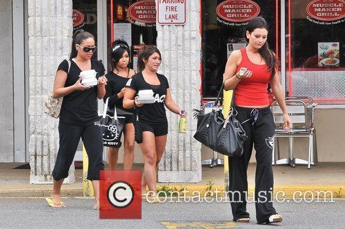 Sammi Giancola, Jenni Farley and Nicole Polizzi 6