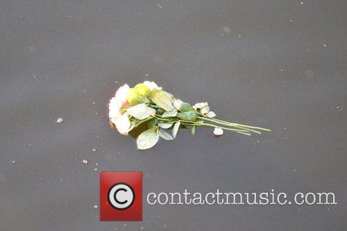 Jenni Farley aka JWoww's flowers that she threw...