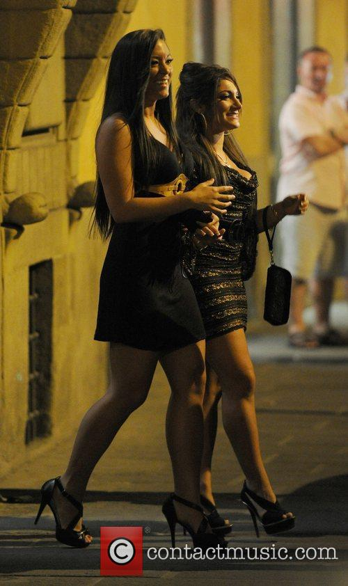 Sammi 'Sweetheart' Giancola and Deena Nicole Cortese The...