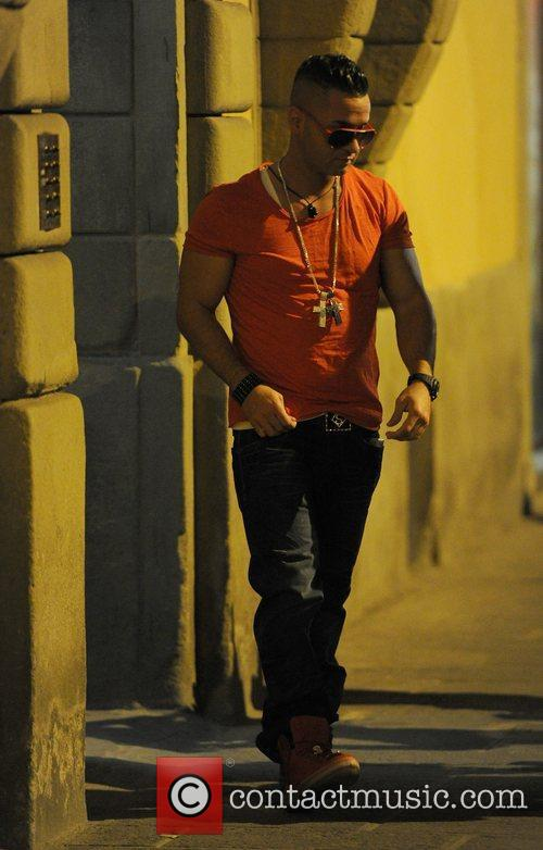Mike 'The Situation' Sorrentino The Jersey Shore cast...