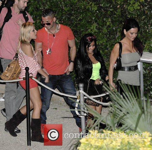 Mike 'The Situation' Sorrentino, Nicole 'Snookie' Polizzi and...