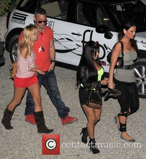 Leave Flo nightclub at 4am following a night...