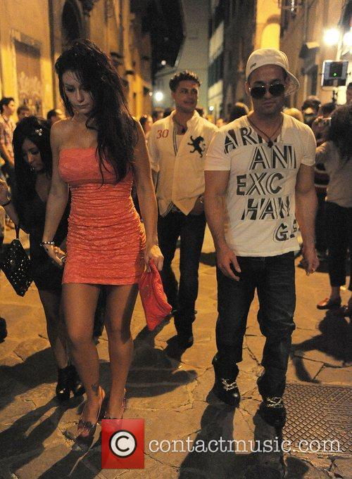 Jenni JWoww Farley and Mike The Situation Sorrentino...