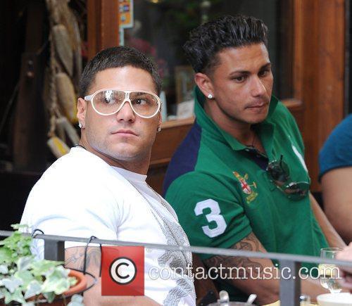 Ronnie Ortiz-Margo, and Paul Pauly D DelVecchio Jersey...